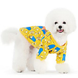 Dog Shirt / T-ShirtDog Clothes  Summer Princess Cute Fashion Casual/Daily Light Blue Blushing Pink