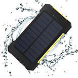 il nuovo solare 8000mah ddual-usb alimentato potere mobile