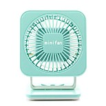 The New Desktop Pram Clip Fan USB Charging Small Fan Mini Small Fan Fan The Student's Dormitory