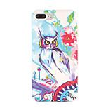 For Apple iPhone 7 7Plus Pattern Case Back Cover Case Owl Hard PC6s plus 6 plus 6s 6