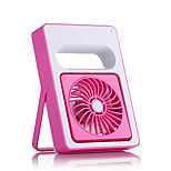 Creative Silent USB Charger Mini Mini Fan Portable Student Handheld Dora Adjustable Angle Small Fan Smart Home