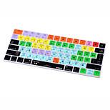 Xskn® ávido pro herramientas de atajo de piel de teclado de silicona para el teclado mágico versión 2015 (us / eu layout)