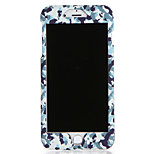 For Apple iPhone 7 7Plus Case Cover Pattern Full Body Case Camouflage Color Hard PC 6s Plus 6 Plus  6s  6