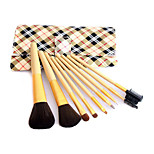9 Square Base Makeup Brush Random Color
