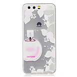 for Huawei P10 Lite P10 Case Cover Transparent Pattern Back Cover Case Flower Soft TPU for Huawei P9 P9 Lite P8 Lite