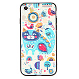 For Pattern Case Back Cover Case Cat Hard PC for Apple iPhone 7 Plus iPhone 7 iPhone 6s Plus iPhone 6 Plus iPhone 6s iPhone 6