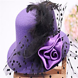 Dog Hair Accessories Dog Clothes Cute Solid Purple Ruby