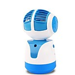 Miniature Robot Beauty Beauty Spray Humidification Hydrating Small Fan Vaneless Fan 5 v