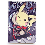 For Apple iPad (2017) Pro 9.7'' Case Cover with Stand Flip Pattern Full Body Case Cartoon Hard PU Leather  Air 2 Air ipad2 3 4