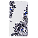 For Huawei P10 Lite P10 PU Leather Material Diagonal Flower Pattern Painted  Phone Case P8 Lite (2017) Honor 6X Nova Honor 8 Honor 5C