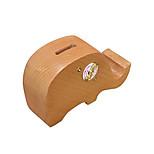 Music Box Elephant Holiday Supplies Wood Unisex