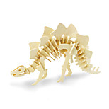 Jigsaw Puzzles 3D Puzzles Building Blocks DIY Toys Dinosaur Wood Model & Building Toy