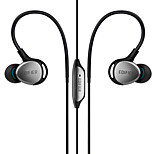 For Mobile Phone Cellphone Computer Sports Fitness In-Ear  Wired Plastic 3.5mm With Microphone  Noise-Cancelling