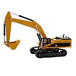 Giocattoli Modellino e gioco di costruzione Escavatrice Metallo