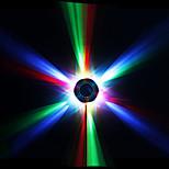 小さなled ktv照明バーの光ディスコの壁のライトパーティーランプ移動ヘッドミニレーザーステージライト