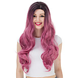 Lolita Wigs Sweet Lolita Color Gradient Curly Lolita Wig 90-100 CM Cosplay Wigs Wig For