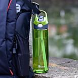 Acrílico deporte botella de agua 750ml