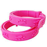 Prevent fleas footprint Style cat collars Pet supplies Small pets Accessories