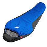 Спальный мешок Кокон Односпальный комплект (Ш 150 x Д 200 см) 5 Полиэстер80 Походы Переносной Сохраняет тепло
