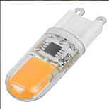G9 Luces LED de Doble Pin T 1 COB 200-300 lm Blanco Cálido AC 100-240 V 1 pieza