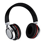 Universal Over-ear Wireless Headphones Bluetooth Headset with LED light Stereo Earphone for iPhone All Android Smartphones PC Laptop Mp3 / mp4 Tablets