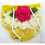 Dog Pants Dog Clothes Summer Flower Cute Fashion Rainbow from two batch