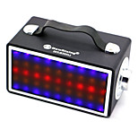 Bt97L Wireless bluetooth speaker LED light Support FM Radio Mini