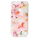 For Huawei P8 Lite (2017) P10 Case Cover Flower Pattern Painted Relief High Penetration TPU Material Phone Case P10 Lite P10 Plus P9 P9 Lite Honor 6X
