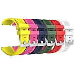 6 PCS For Samsung Gear S3 Frontier/S3 Classic Replacement Bands Strap belt Soft Silicone Watchband Wristband