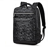 For MacBook Pro Air 11 13 15 Inch Backpacks Polyester Camouflage Laptop Universal Bag for Traveling and Leisure 17