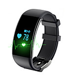 YY DF30 Men's Woman Smart Bracelet / SmartWatch / Heart Rate Blood Pressure Oxygen Fatigue Monitoring  for Ios Android