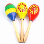 Educational Toy Cylindrical Leisure Hobby Wood Unisex