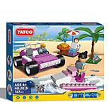 DIY KIT Building Blocks Educational Toy For Gift  Building Blocks Model & Building Toy ABS 2 to 4 Years 5 to 7 Years 8 to 13 Years Toys