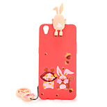 For OPPO R9s R9 Pattern Case Back Cover Case 3D Cartoon Soft TPU R9 Plus