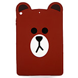 For Apple iPad (2017) Pro 9.7'' Case Cover Pattern Back Cover Case 3D Cartoon Bear Soft Silicone Air 2  Air  iPad 4/3/2