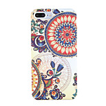 For Apple iPhone 7 7Plus Pattern Case Back Cover Case Mandala Hard PC 6s plus 6 plus 6s 6