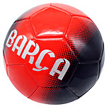 Υψηλή Ελαστικότητα Ανθεκτικό-Soccers Μπάλα ποδοσφαίρου(Κίτρινο Κόκκινο,PVC)