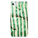 For Apple iPhone 7 7Plus Case Cover Pattern Back Cover Case Lines / Waves Hard PC 6s Plus  6 Plus  6s  6