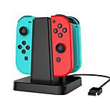 Batterie e caricabatterie Per Nintendo Interruttore Ricaricabile