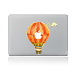 For MacBook Air 11 13/Pro13 15/Pro With Retina13 15/MacBook12 Fire Balloon Color Decorative Skin Sticker
