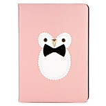 Para Apple ipad (2017) pro 9.7 '' capa de caso com suporte flip pattern full body caso cartoon hard pu couro ar air2