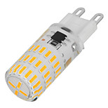 G9 Luces LED de Doble Pin T 46 SMD 4014 200-300 lm Blanco Cálido Blanco Fresco AC220 V 1 pieza