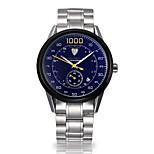 Tevise Men's Sport Watch Skeleton Watch Fashion Watch Mechanical Watch Automatic self-windingCalendar Water Resistant / Water Proof