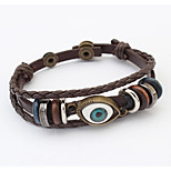 Europe And The United States Fashionable Lovely Eyes Punk Style Bracelet