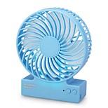 Creative Plastic Portable Usb Fan Mini Electric Fan Charging Silent Green Fan