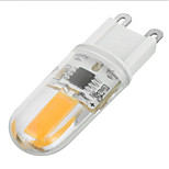 Marsing G9 2508COB-1W 100lm LED Warm White/Cold White Light Bulb Lamp AC200-240V(1PCS)