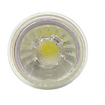 7W GU10 GU5.3(MR16) LED Spotlight COB 900 lm Warm White/ White AC 220-240 V 1 pcs