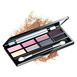 1Pcs Brand Eye Shadow Makeup Shimmer Matte Fashion Eyeshadow Make Up Eyeshadow Palette Cosmetics Brush Makeup Nude Eye Shadow