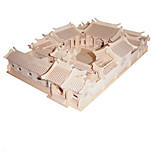 Jigsaw Puzzles 3D Puzzles Building Blocks DIY Toys Chinese Architecture Wood Model & Building Toy