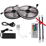 72W W Sets de Luces 7000 lm AC 100-240 10 m 600 leds RGB